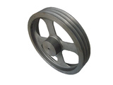 Straight Bore Pulleys